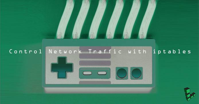 Control Network Traffic with iptables