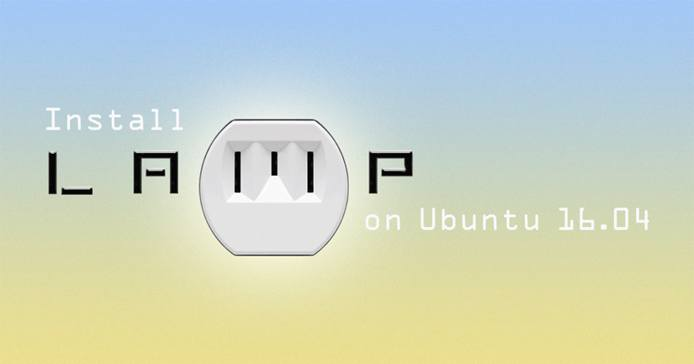 How To Install A Lamp Stack On Ubuntu 16 04 Linode